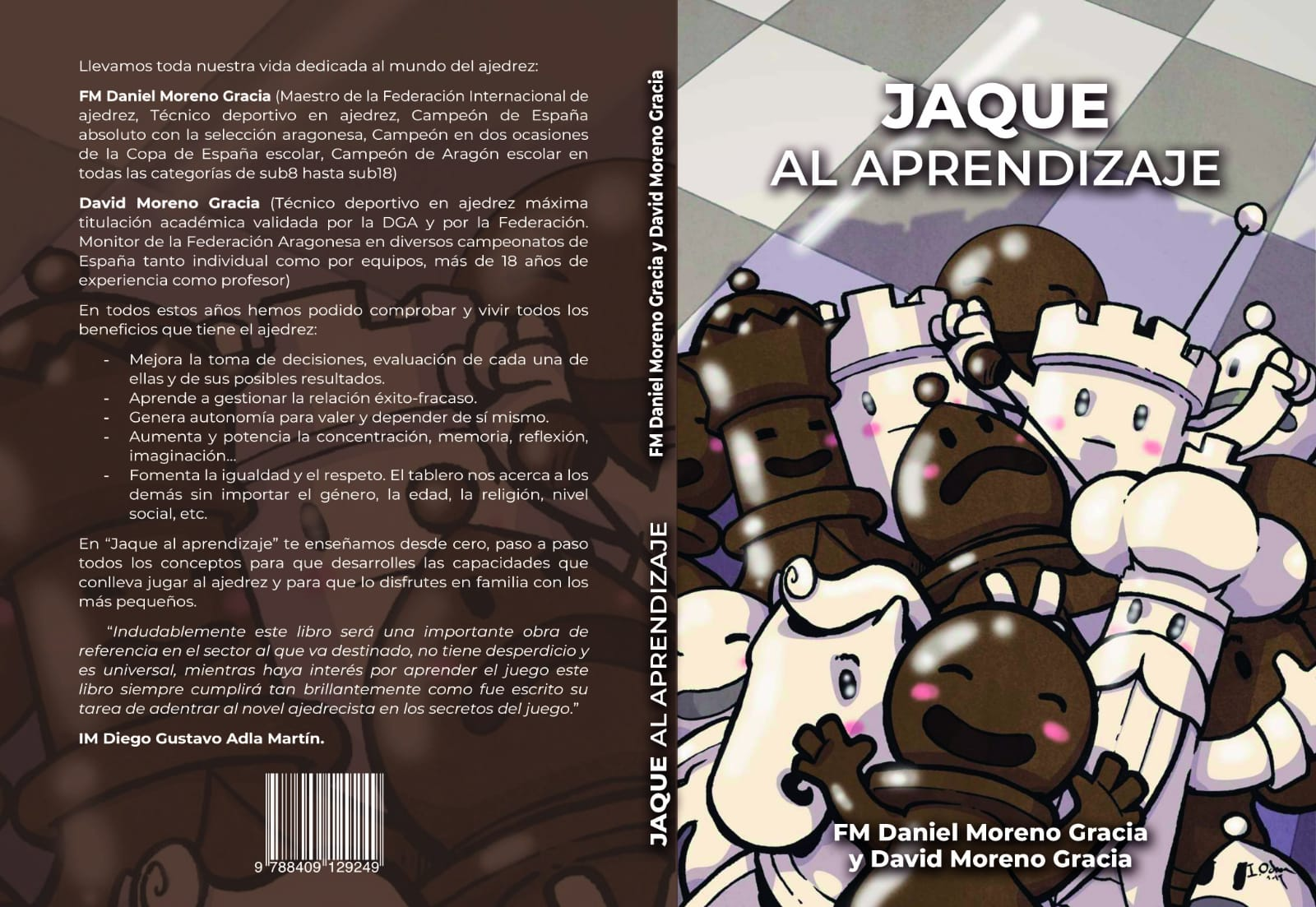 «Jaque Al Aprendizaje» Ya disponible ¡Resérvalo!